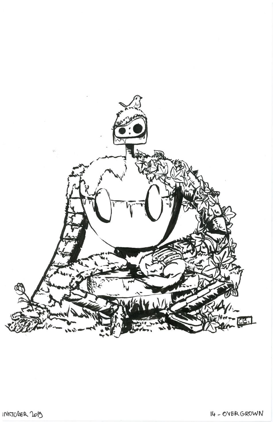 Le jardinier (Laputa)